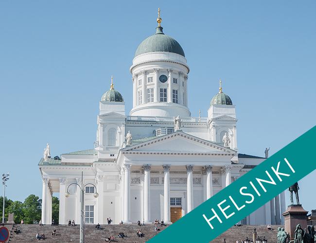 フィンランドヘルシンキフォトウェディング