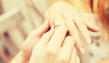結婚のお祝いギフト