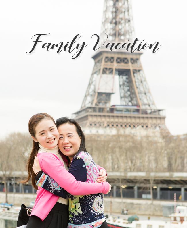 海外家族旅行,子連れ海外旅行