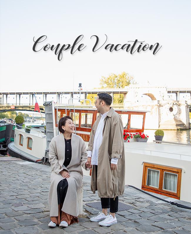 結婚記念写真,バウリニューアル,夫婦海外旅行