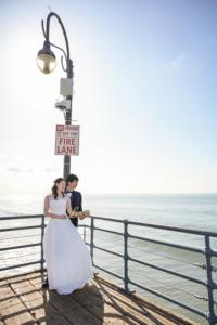 Los Angeles photo wedding